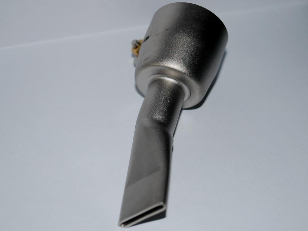 107.123 Щелевая насадка 20 мм для сварки внахлёст