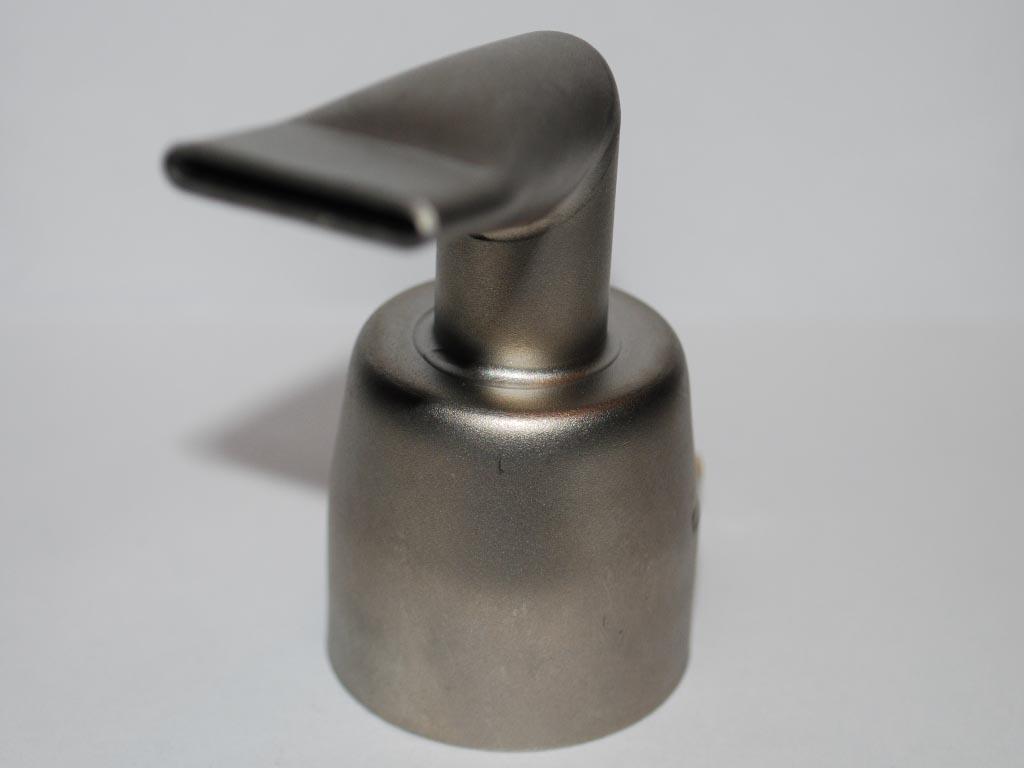 107.124 Щелевая насадка 20 мм на 90 градусов для сварки внахлёст