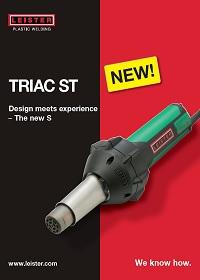 Leister Triac ST - описание на английском
