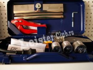 Ручной аппарат для сварки труб